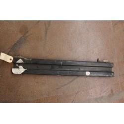 rail metallique / glissiere Vintage Garage