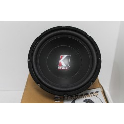 Subwoofer kicker 10 pouces reference C10C 4 Ohm