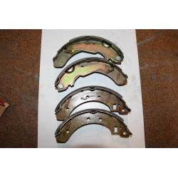 Garniture de frein pour FORD ESCORT 80-91 203,2X38