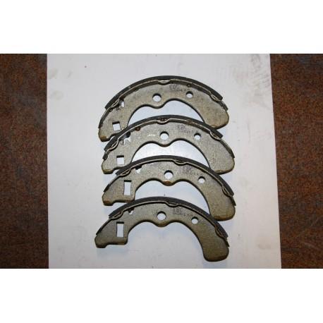 Garniture de frein pour HONDA civic 83-91 pour TRIUMPH 180x25