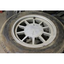 4 jantes et pneus 215/60r15 93h Vintage Garage