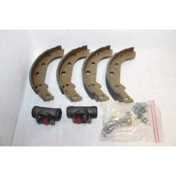 Kit de frein ar pour Peugeot montage Bendix diamètre 228x42mm Pistons 20,6mm