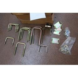 Kit de montage à ressort arrière pour Chevrolet Blazer C10-C25 C1500-C2500 D100-D350