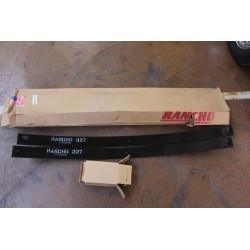 Kit de lames de suspension Rancho référence rs60614 Vintage
