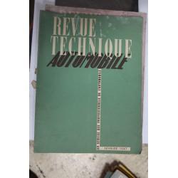 Revues techniques février 1947 Vintage Garage