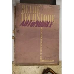 Revues techniques décembre 1947