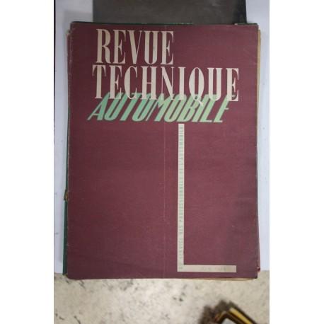 Revues techniques juin 1948 Isobloc Vintage Garage