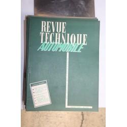 Revues techniques août 1955 pour Pontiac de 1949 à 1954