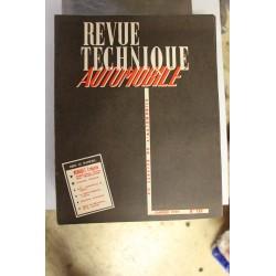 Revues techniques janvier 1959 pour Renault Frégate (spécification Transfluide)