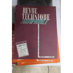 Revues techniques juin 1959 pour Simca Vedette 1958-1959