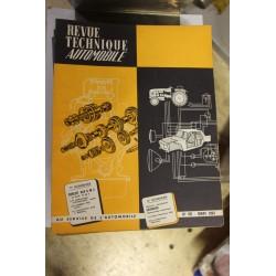 Revues techniques mars 1962 Berlier GLR 8 M 2 et GLR 10 M 2