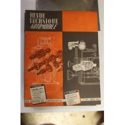 Revues techniques juillet 1963 Panhard tous models évolution 61-63