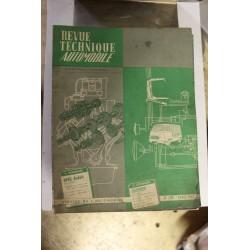 Revues techniques avril 1965 pour Opel Kadett