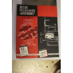 Revues techniques novembre 1965 DAF 600  Daffodil