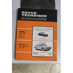 Revues techniques mai 1976 n°356 pour BMW serie 5: 518 , 520 , 520i , 525 et 528