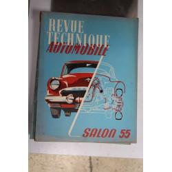 Revues techniques Salon 1955