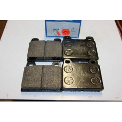 Plaquette de frein pour PORSCHE 911 2,7L 3,3L TURBO 3,2L
