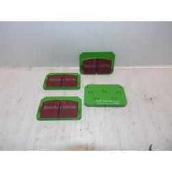 Plaquettes Green Stuff Wilwood Dynalite
