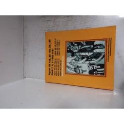 Revue Technique Pour Jaguar 1948-1961 Vintage Garage