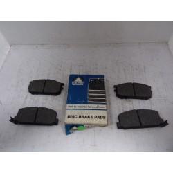 Plaquettes de frein pour Subaru