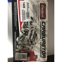 Carburateur Edelbrock 1406
