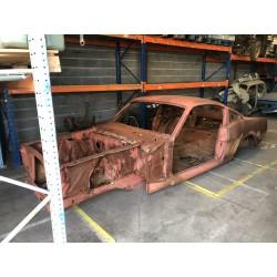 Coque Mustang Fastback Vintage Garage