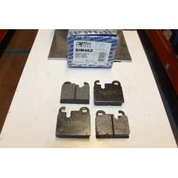 Plaquette de frein pour BMW 2500 2800 3,0 3,3 SERIE 5 E12 6 E24 7 E23