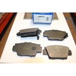 Plaquette de frein pour Honda NSX 3,0L 24v 95-05 3,2L 24v 97-05