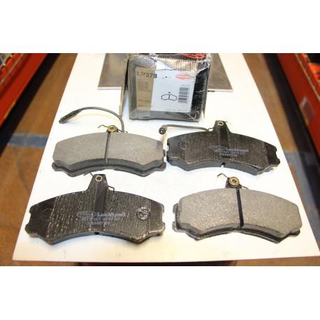pLaquette de frein pour CITROEN C25 pour FIAT DUCATO 280 J5