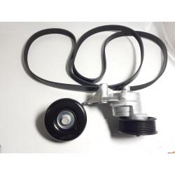 Kit Courroie accessoire 90K-38158C pour Cadillac Chevrolet GMC