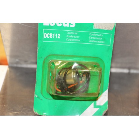 Condensateur pour TRIUMPH 1500 SPITFIRE 74-80 MIDGET 75-80 pour LAND90 110 83-90