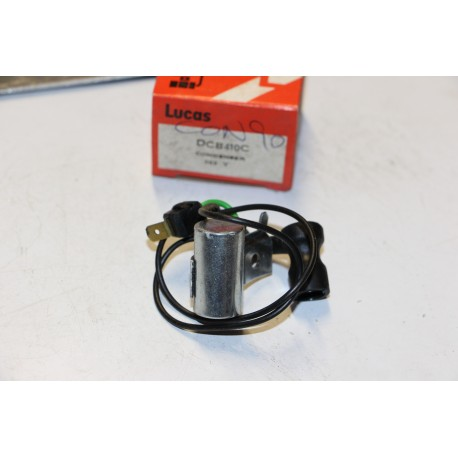 Condensateur CORTINA MK3 ET 4 1,6 75-82 CAPRI 1,6 72-74