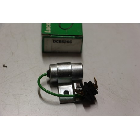 Condensateur pour VOLVO 360 2,0 83-84 240 80-84, Vintage