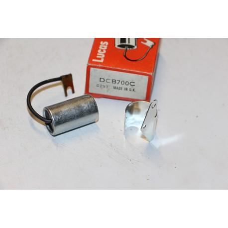 Condensateur pour OPEL ASCONA A ET B 70-82 MANTA A ET B APRES