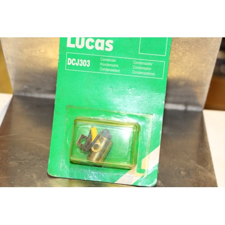 Condensateur pour MAZDA 1300 618 71-74 MISTUBISHI LANCER 1,2