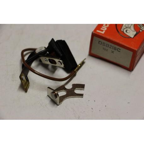 Rupteur pour CHRYSLER pour TALBOT MINI 84-88 Vintage Garage
