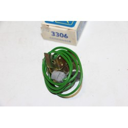 Condensateur pour PORSCHE 914 69-73 VW 1600 411 412 69-73
