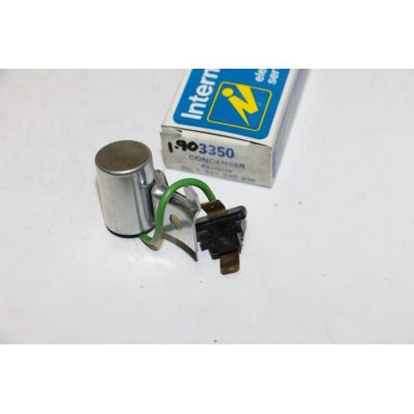 Condensateur pour ALFA GTV 2,0L 78-81 SPIDER 1600 78-81