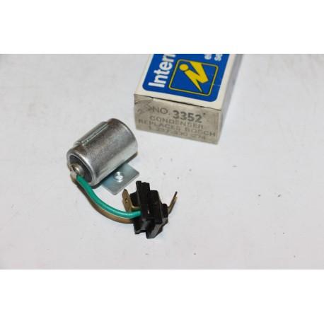 Condensateur pour BMW 2500 E3 75-77 630CSI E24 76-78 pour VOLVO