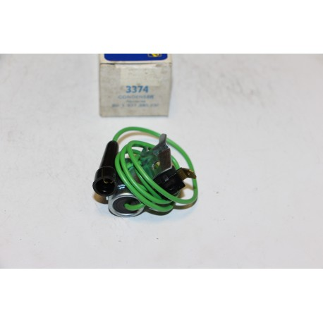 Condensateur pour OPEL GT 68-73 MANTA 70-75 REKORD 72-75