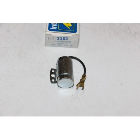 Condensateur pour ALFA  SPIDER GTV ALFETTA GIULIA 67-85
