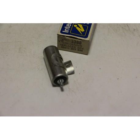 Condensateur 204 1,1 65-69 pour SIMCA ARONDE 60-64 1000 61-75