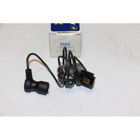 Condensateur pour FORD CAPRI 3000 72-77 TAUNUS 2,0 75-82