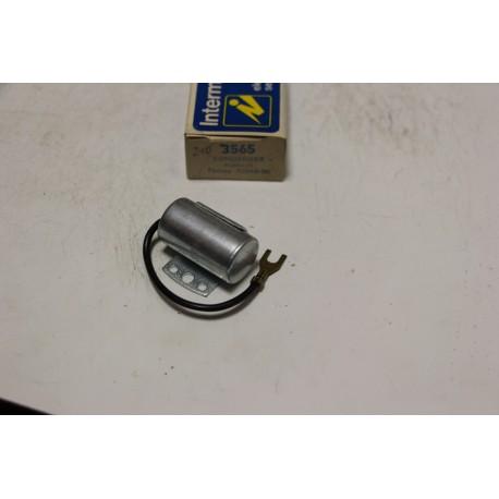 Condensateur pour FIAT 127 71-83 131 74-84 Vintage Garage