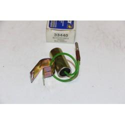Condensateur pour AUSTIN METRO 1,3 pour ALFASUD 1,2 1,3 1,5 TI76-81