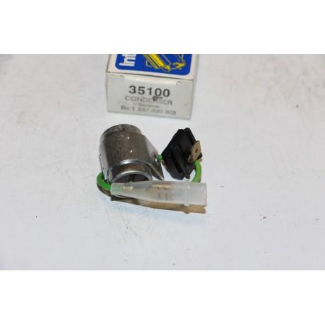 Condensateur pour OPEL COMMODORE 2,5L 72-82 ADMIRAL 2,8 69-75