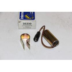 Condensateur pour FIAT PANDA 81-94 VW K70 1,6 1,8 70-74