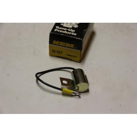 Condensateur 76-80 ARROW COLT CHALLENGER Vintage Garage