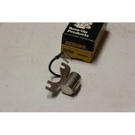 Condensateur pour DODGE COLT pour PLYMOUTH ARROW 76-77 Vintage