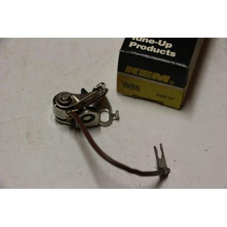 Rupteur pour MAZDA RX3 72-73 Vintage Garage